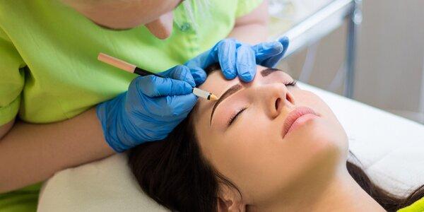 Permanentný make-up: obočie alebo očné linky