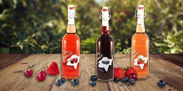 Slovenský vínny nápoj s ovocnou príchuťou