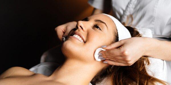 Ošetrenie pleti i hydroliftingová masáž tváre