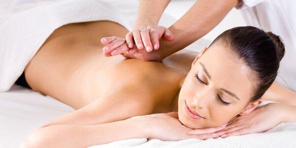 Doprajte si relax v podobe masáže!