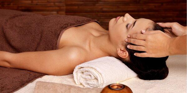 Ajurvédska anti-stres masáž