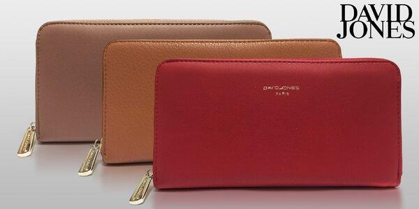 Elegantné dámske peňaženky David Jones