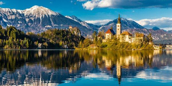 Jesenné farby Slovinska