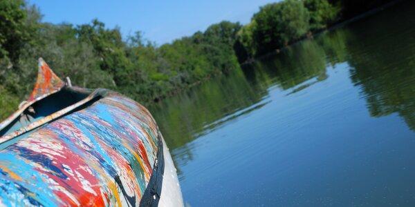 Požičovňa kajakov a člnov na Malom Dunaji