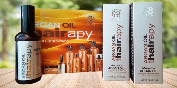Prírodný arganový olej