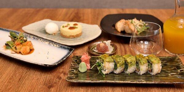 Degustačné menu v reštaurácií Mijako