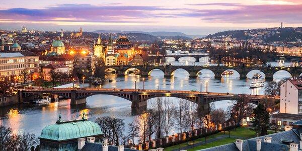 Pobyt pre 2 osoby priamo v centre Prahy