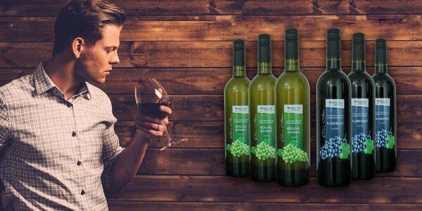 Vína z exkluzívnej kolekcie
