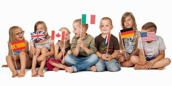 Jazykové kurzy pre dospelých alebo matky s deťmi
