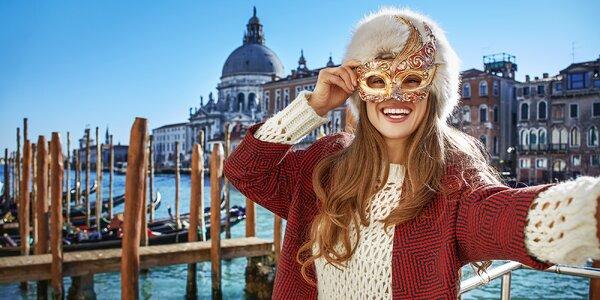 Advent v Benátkach a na ostrovoch Murano a Burano