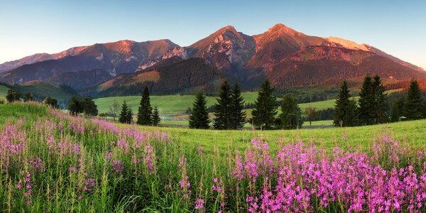 Jesenný oddych na horách v penzióne Rysy