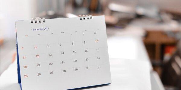 Nástenný či stolový kalendár z vašich fotiek!
