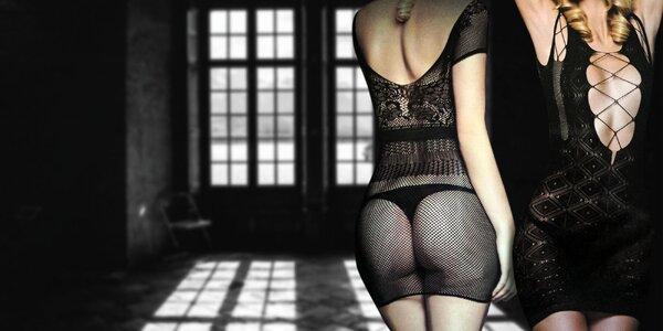Erotická bielizeň pre noci plné vášne