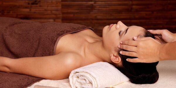 Set exkluzívnych indických masáží či výhodná permanentka