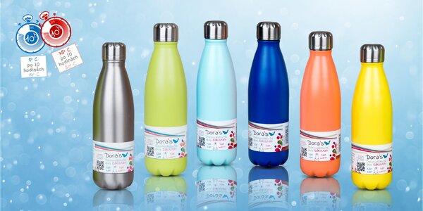 Ekologická antikorová termofľaša na chladné dni