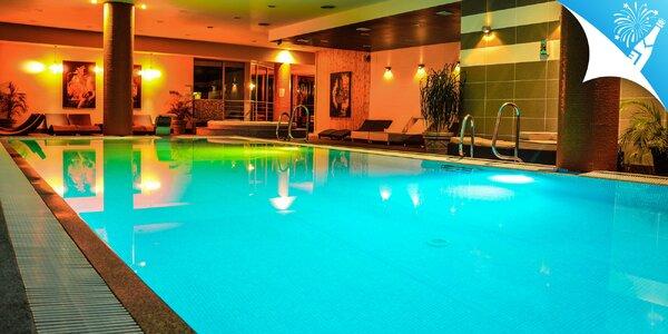 Silvestrovský pobyt v modernom hoteli HOLIDAY INN Žilina****