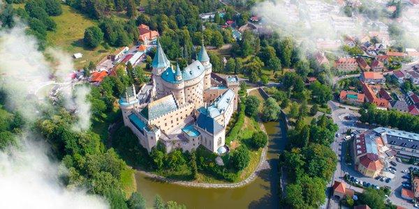 Pobyt plný oddychu v Bojniciach a okolí