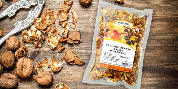 Vlašské orechy z úrody 2017