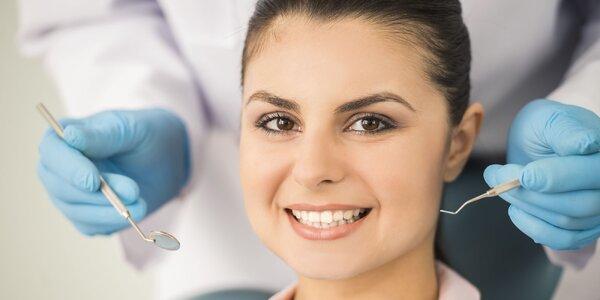 Ošetrenie chrupu vo White Dental Clinic