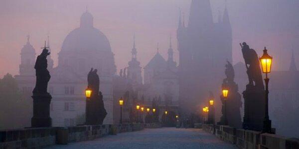 Miesta v Prahe, na ktorých sa potentujete od strachu