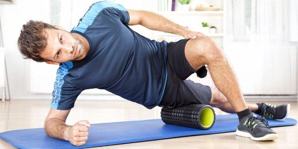 Masážny válec roller pre crossfit či jogu