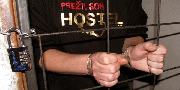 Dobrodružná escape room HOSTEL Prievidza