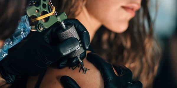 Jedinečné tetovanie v salóne 212
