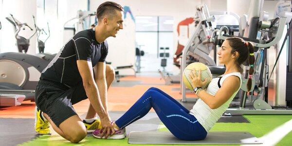 Tréning s osobným trénerom, diagnostika tela i konzultácia