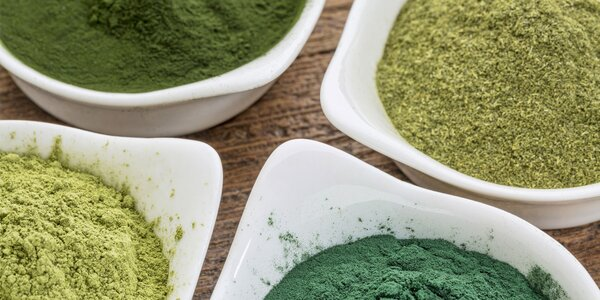 Zelené COMBO: Spirulina, Chlorella alebo Guarana