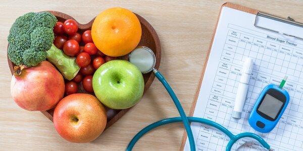 Diagnostika a konzultácia s nutričným poradcom