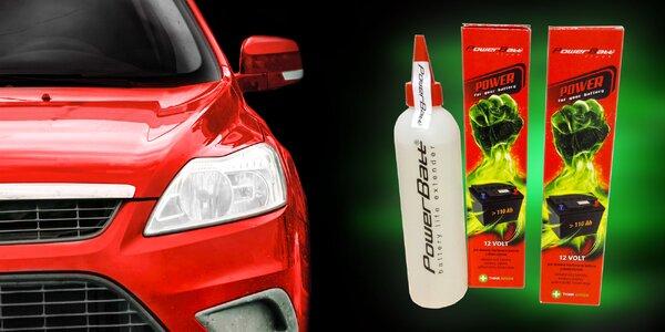 Predĺžte životnosť batérie vášho vozidla!