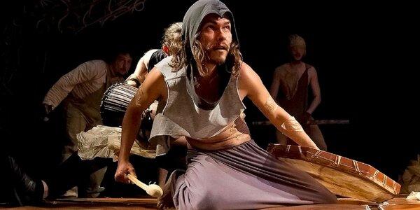 Vstupenky na predstavenia do divadla LUDUS -