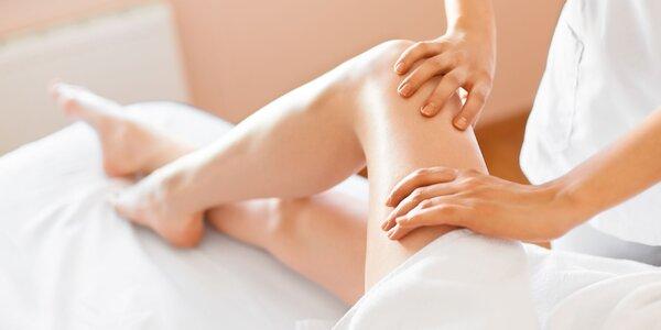 Anticelulitídna masáž a Parafango zábal