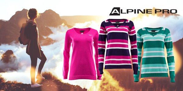 Dámsky športový sveter Alpine Pro