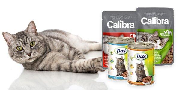 Granule a kapsičky pre poslušné mačičky