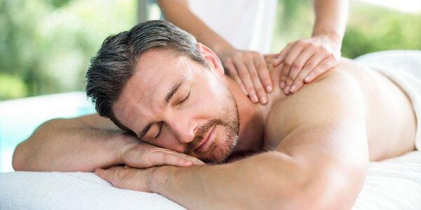 Uvoľňujúce masáže a terapie