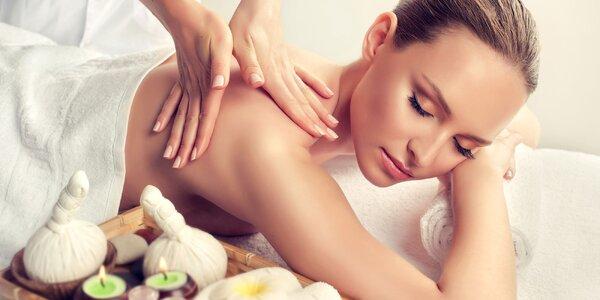 Masáže Relax: pestrá ponuka+vynikajúce účinky