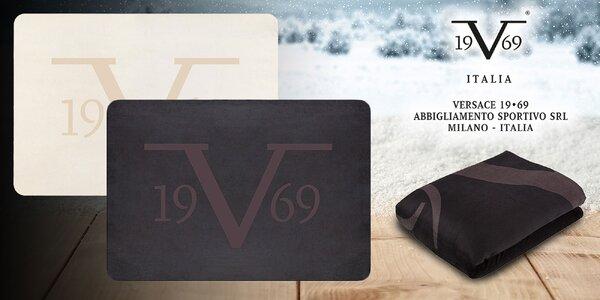 Luxusná fleecová deka Versace 19.69