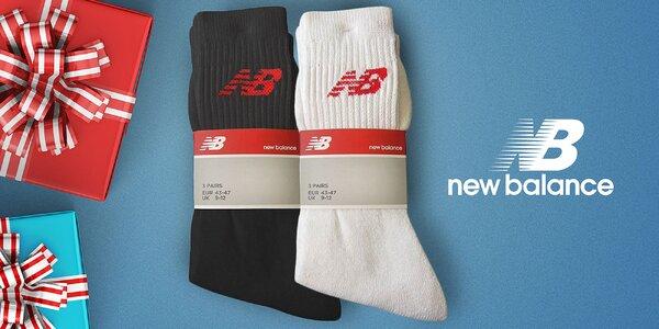 Unisex športové ponožky New Balance
