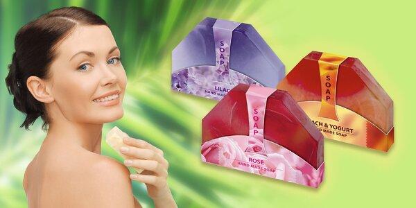 HANDMADE glycerínové mydlo Biofresh