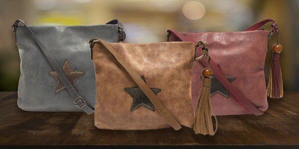 Crossbody kabelky David Jones: nová kolekcia