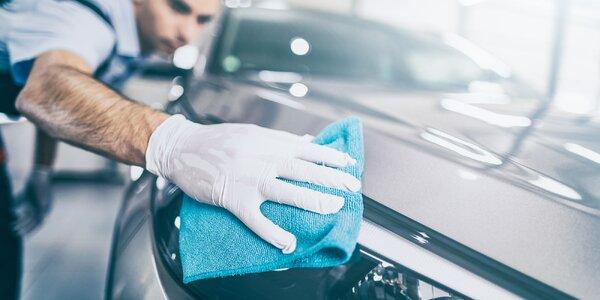Kompletné umytie vášho auta