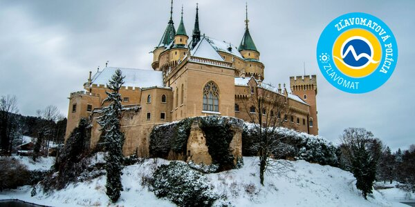 Silvestrovský pobyt v Bojniciach