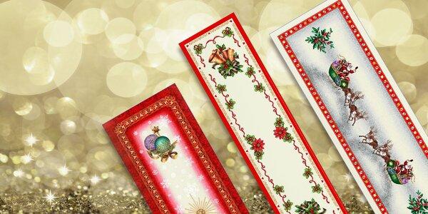 Gobelinové vianočné obrusy