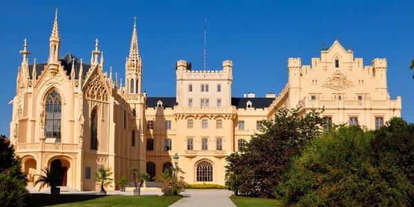 Romantika pri zámku Lednice