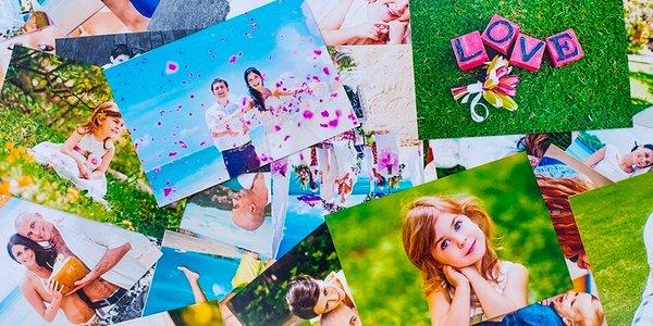Vyvolanie fotiek - aj na perleťovom papieri