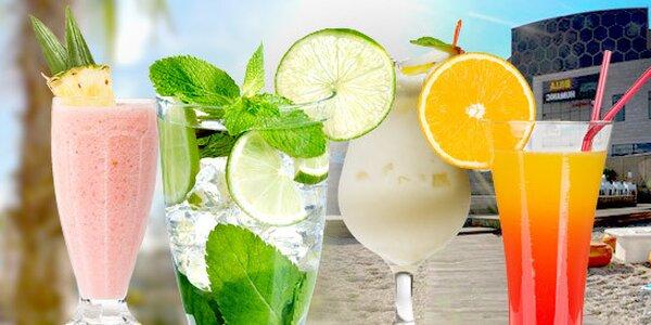 Miešané drinky