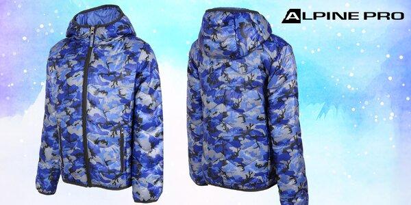 Detská zateplená bunda Alpine Pro s impregnáciou