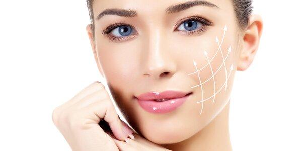 Omladzujúce ošetrenie tváre, krku a dekoltu