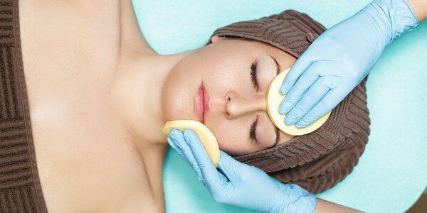 Hĺbkové čistenie a mezoterapia pleti
